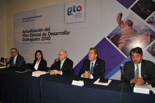 Presenta MM estrategia del Plan Estatal de Desarrollo