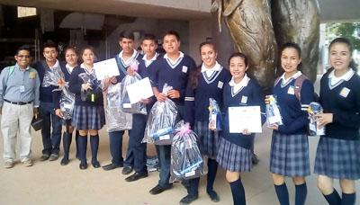 Alumnos de la sierra representarán a Guanajuato en concurso de física