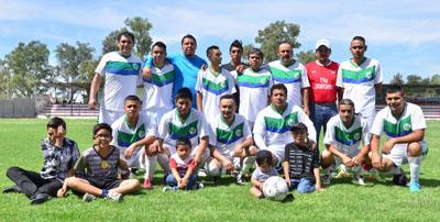 Insurgentes se corona campeón de copa ante San Gonzalo