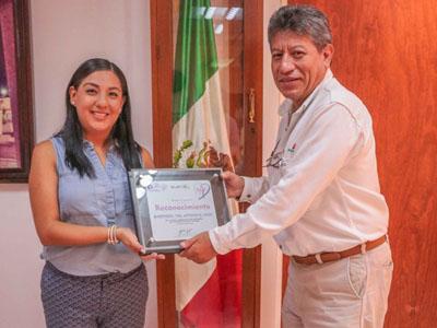 Agradece DIF a Pemex por apoyos brindados