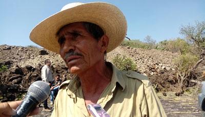 Campesinos resaltan bondades de apoyos