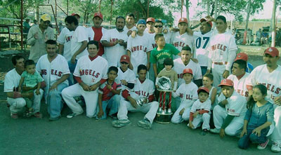 La Tinaja nuevo campeón en Liga Campesina de Beisbol