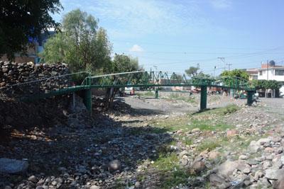 Supervisa PC ríos en comunidades
