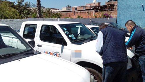 Contraloría revisó 400 de los 492 vehículos oficiales del municipio