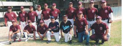 Tupac blanquea a Magochas en softbol de petroleros jubilados