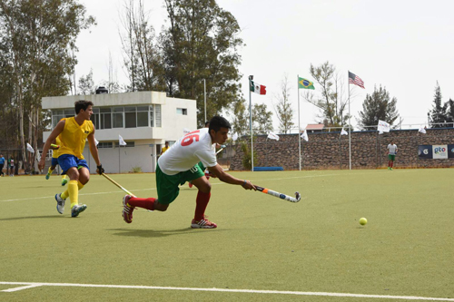 México, Brasil y Cuba tendrán Dual Meet en cancha de hockey Salamanca