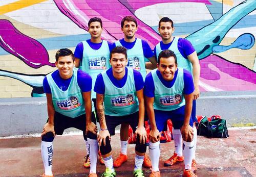Salmantinos eliminados en nacional del torneo Neymar Da Silva