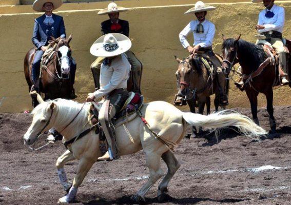 Charros salmantinos eliminados en Campeonato Estatal 2017