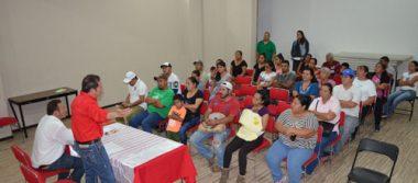 Promueven autoridades la construcción de vivienda