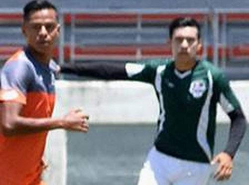 "Abraham Vázquez se presenta con Atlético Reynosa en Liga Premier Serie ""A"""