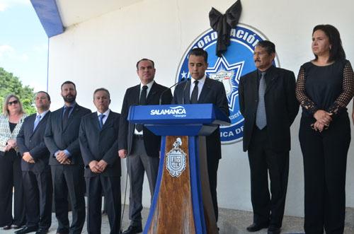 Asegura Antonio Arredondo que las investigaciones por homicidio de policías está en proceso