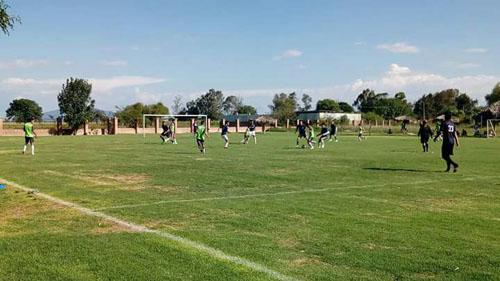 Ensaya Salamanca FC con Tragasa de la Liga Salmantina de Futbol