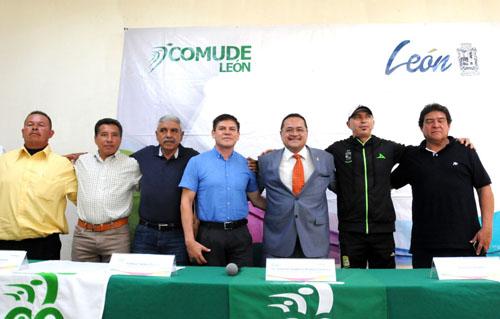 Equipos de la Tercera División Profesional por la Copa COMUDE–Club León