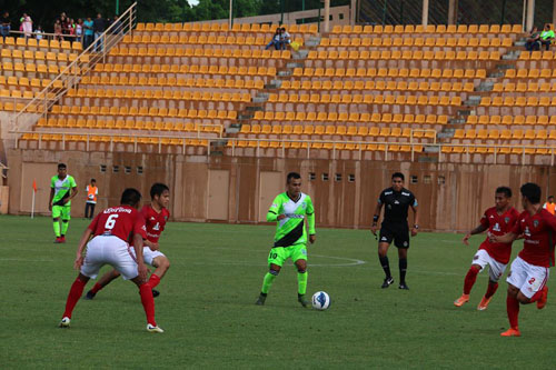 Emmanuel Alcántar jugará con Filial del equipo Alebrijes de Oaxaca
