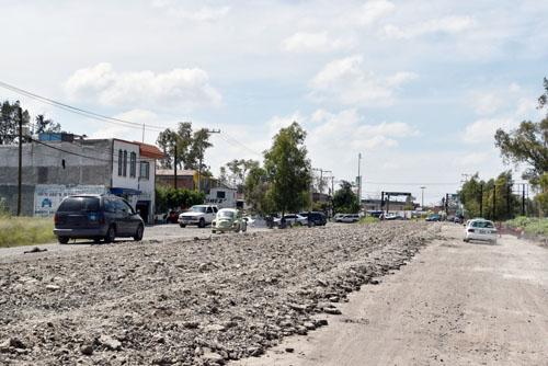 Inicia rehabilitación de la carretera a Cárdenas