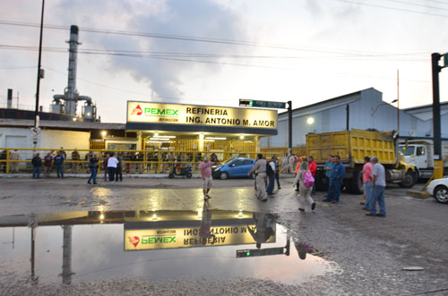 Mayor contaminación de Pemex en subsuelo que en el Río Lerma