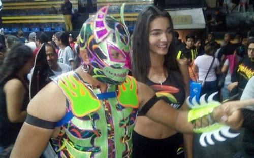 A esperar nueva oportunidad para Triple A el luchador salmantino Shiva