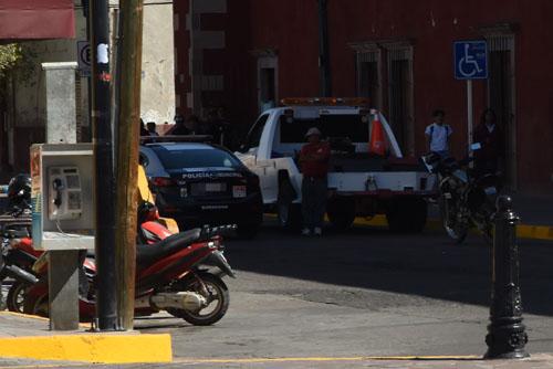 Durante este 2017 se han llevado a la pensión municipal cerca de 700 motocicletas