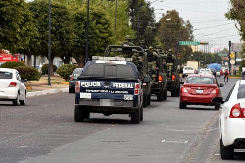 No se bajará la guardia en materia de seguridad en Salamanca ante delitos de alto impacto