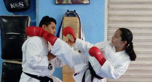 Artemarcialista salmantina lista para integrarse a selección nacional FEMEKA