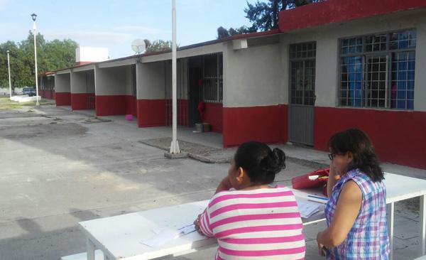 No han permitido tomar clases a 15 niños en la primaria Emiliano Zapata
