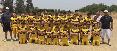 Resurge con fuerza equipo de Futbol Americano Huracanes Salamanca