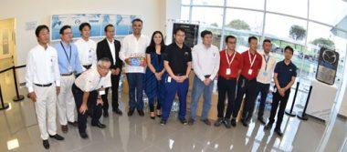 Mazda y grupo Mazda Logi entregan donativo
