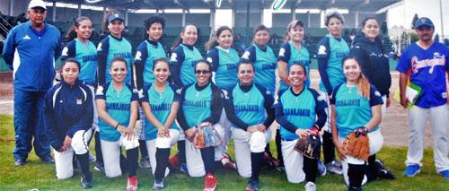"""Guanajuato """"A"""" blanquea a Ciudad de México en nacional de segunda fuerza"""