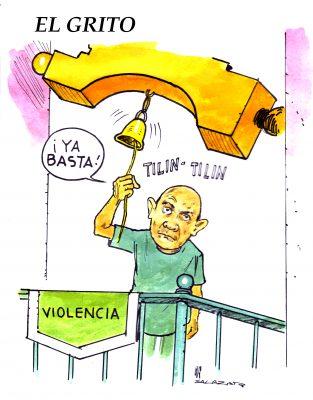 Hoy en el cartón de Salazar / EL GRITO