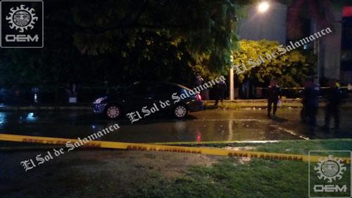 Comando armado asesina a hombre a bordo de su automóvil