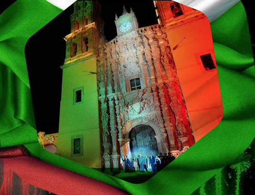 TV4 festeja el Grito de Independencia desde Dolores Hidalgo