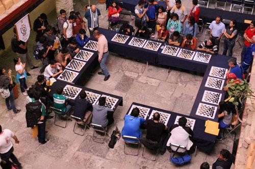 Invitan a participar en Festival Universitario de Ajedrez