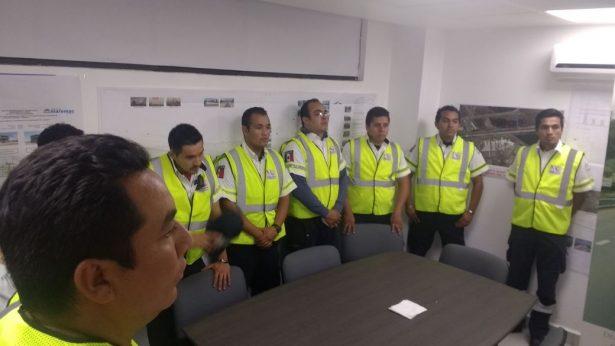 Regresa salmantino rescatista que ayudó en labores en Jojutla, Morelos