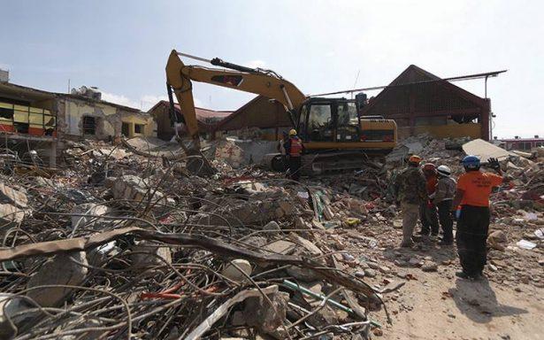 Piden más dinero para los desastres generados tras terremoto