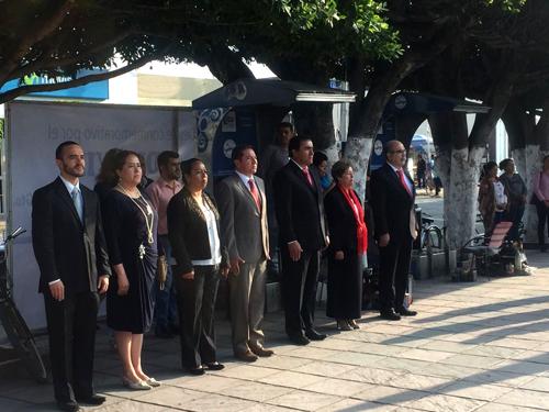 Jaral del Progreso cumple 427 aniversario de su fundación