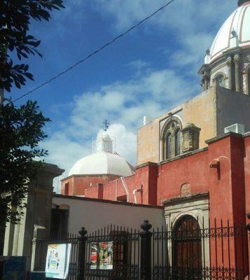 Emprenden restauración en Templo del Señor del Hospital