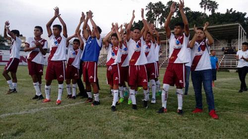 Salamanca FC golea 9 – 0 a los Halcones de San Juan del Río