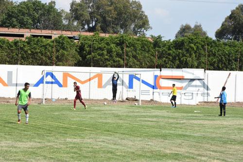 El líder e invicto Salamanca FC recibe a mitad de semana al Celaya