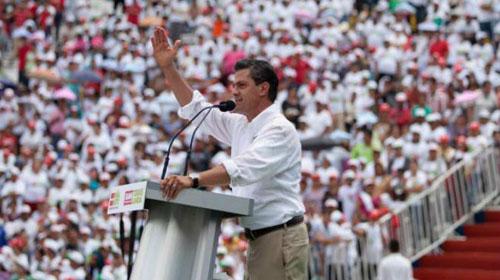 Ha cumplido EPN a Guanajuato: Aguirre