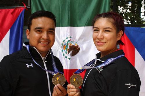 Con broche oro cierra participación Goretti Zumaya en Centroamericano 2017