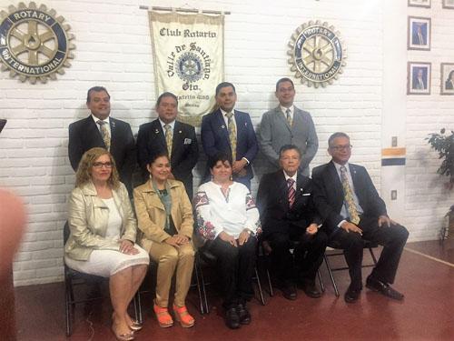 Realiza Club Rotario campaña de detección del cáncer cervicouterino