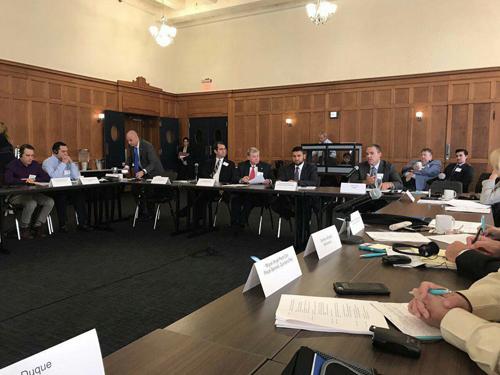 Participa Procurador Carlos Zamarripa A. como ponente en CWAG