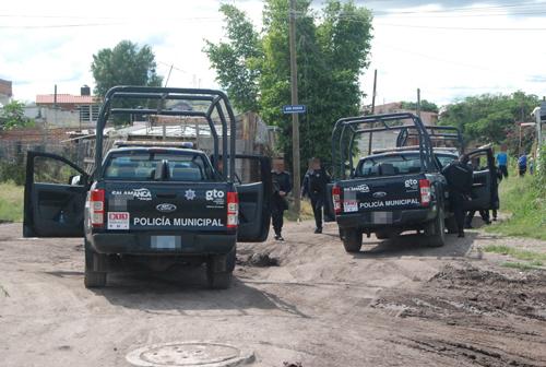 Detonación de arma de fuego moviliza a policías