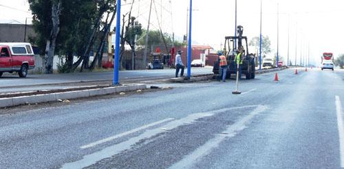 No instalan semáforos en la Valle de Santiago