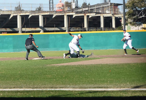 Apalean a Petroleros de Salamanca en LIM de Beisbol