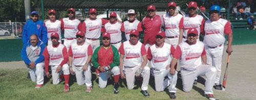 Selección varonil Sección 24 clasifica al nacional de Softbol petrolero
