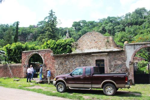 Venta clandestina de alcohol en área natural protegida