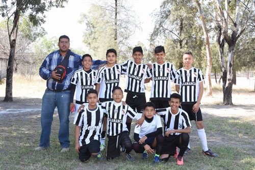 Se imponen Juventus, Chivas, Diablos FC y Halcones FC