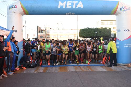 Éxito arrollador en la 4ta Carrera Atlética de El Sol de Irapuato