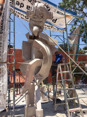 Escultura ya no será instalada